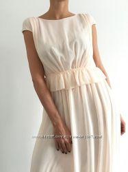 Очень красивое платье vila выпускное, свадебное, вечернее