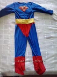 Дам на прокат костюм Супермена.