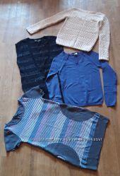 Качественные свитера, жилеты L. R , Oggi, Gap и др.
