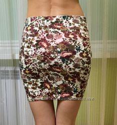 Мини юбка Bershka