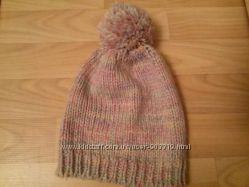 Женская модная шапка с бубономCentro