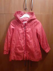 Куртка - плащ Ostin для девочьки