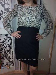 Классное платье состояние нового