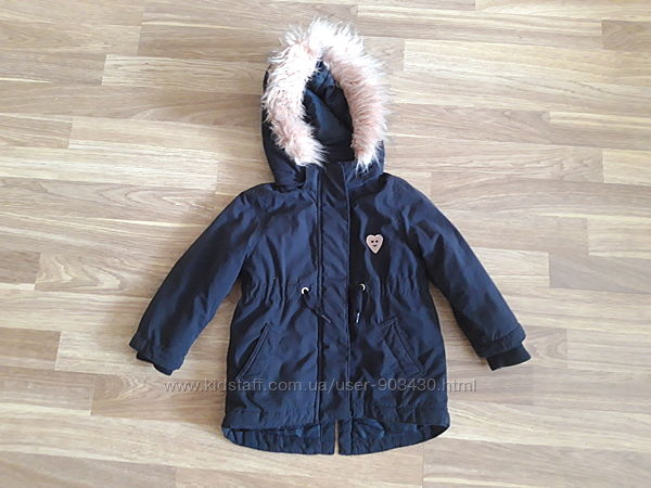 Куртка парка курточка  98 H&M