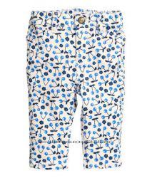 Модные джинсы Baby club в ягодки, новые, цена снижена