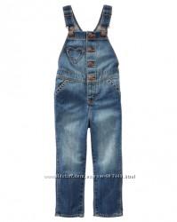 Стильный джинсовый комбинезон Oshkosh 4T