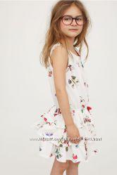 Легкое летнее платье-сарафанчик от HM