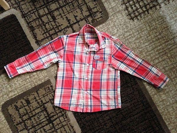Рубашка Rebel, р. 98-104