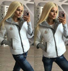 Монклер куртка зима в наличии