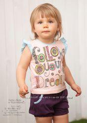 Продам красивые и качественные летние костюмы ТМ Робинзон рост 80-110