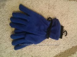Перчатки флисовые, новые