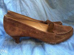 Туфли замша 41 размер