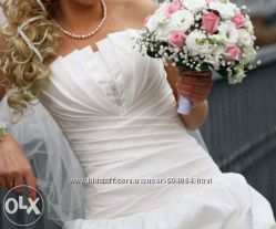 Свадебное платье круги в подарок