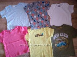 Новые брендовые футболки