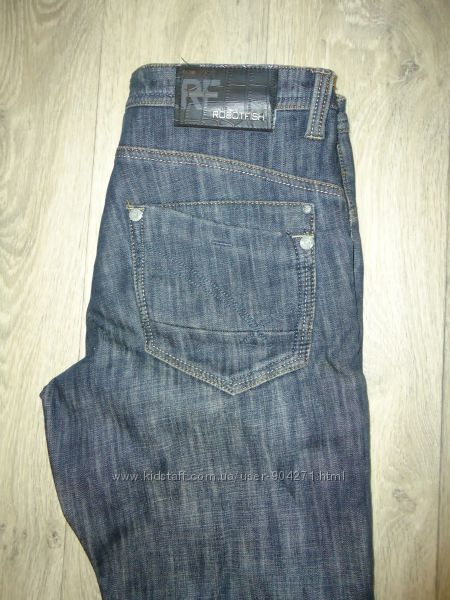 Теплые мужские джинсы W29 L34