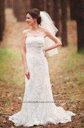 Свадебное платье Pronovias W1 Tango
