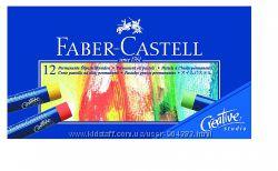 В наличии масляная пастель Faber Castell12 цв. 127012