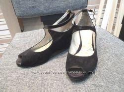 Босоножки, туфли Clarks, 37 размер