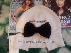 Классная шапка Armani 100 оригинал