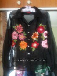 Шикарная блуза Kenzo jungle оригинал