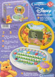Clementoni игровой лептоп Winni the Pooh