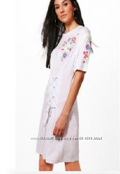 Платье-футболка женское BooHoo Англия