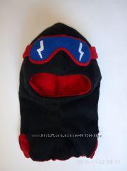 Шапка-шлем очки