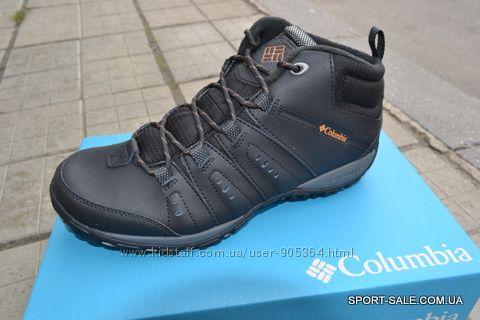 Ботинки Columbia PEAKFREAK NOMAD CHUKKA WP BM3926-010, 3100 грн. Мужские  ботинки - Kidstaff   №10897288 88a8666873d