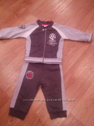 Спортивный костюм 74см