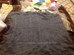 Настоящий оренбургский пуховый платок