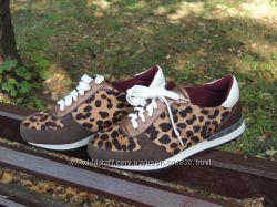 Леопардовые кроссовки под Valentino