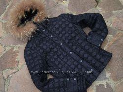 Куртка с натуральным мехом Miss Pinks