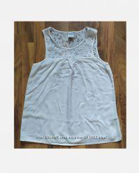 Белая блуза в школу Vero Moda на 13-15 лет