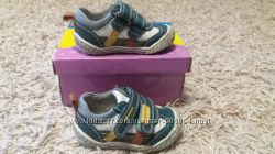 Кожаные ортопедические кроссовочки для маленького модника