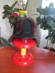 Очень красивая шапка с норкой, недорого