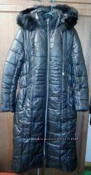 Пуховик пальто 52-54 размера