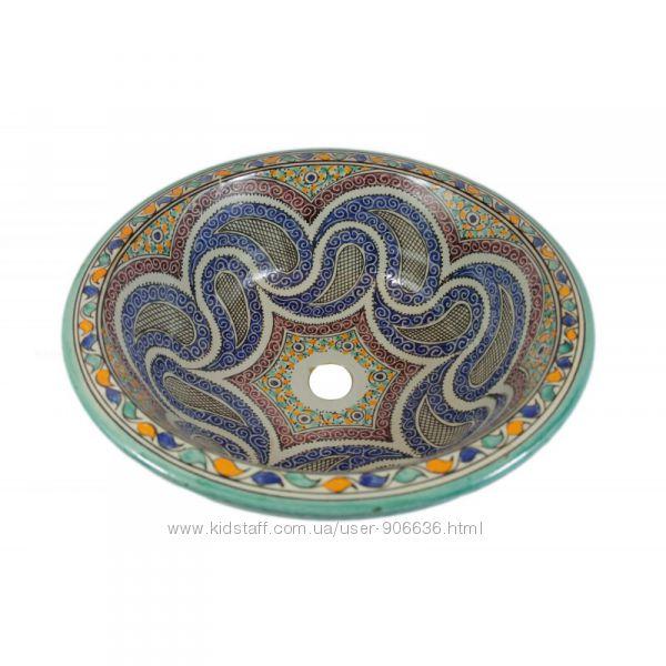 Новинка марокканские раковина для ванной или кухни.