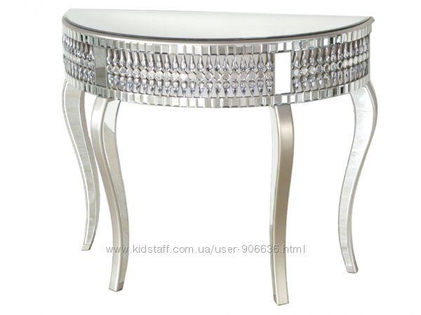 Зеркальная мебель  это роскошь, способная украсить интерьеры самых разных