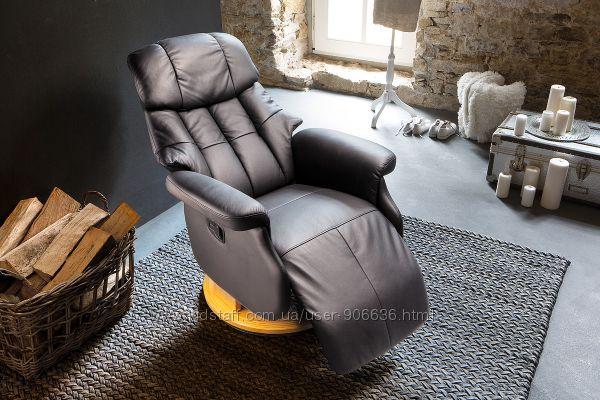 Кресло и оттоманка Релакс - респектабельная мебель для дома