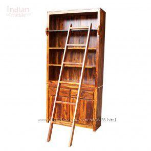 Индийская мебель из красного дерева или дерева тик способна преобразить