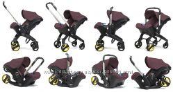 Автокресло-коляска Doona Car Seat, все цвета, бесплатная доставка