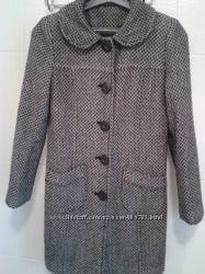 Стильное пальто на стройную девушку.