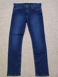Мужские джинсы H&M 33/32