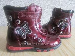 Ботинки на девочку Мальвина