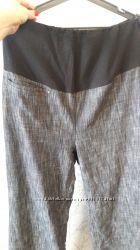 Тёплые брюки для беременных 52-54р