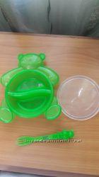 Новая детская посуда Canpol babies