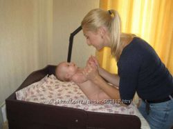 Детский профессиональный массаж на дому Харьков