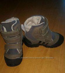 Зимние термоботинки оригинал Adidas Holtanna Snow Kids