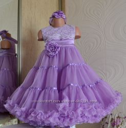 Нарядные платья с кружевом, пошив