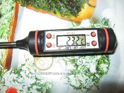 Цифровой термометр кулинарный  кухонный  пищевой TP101.